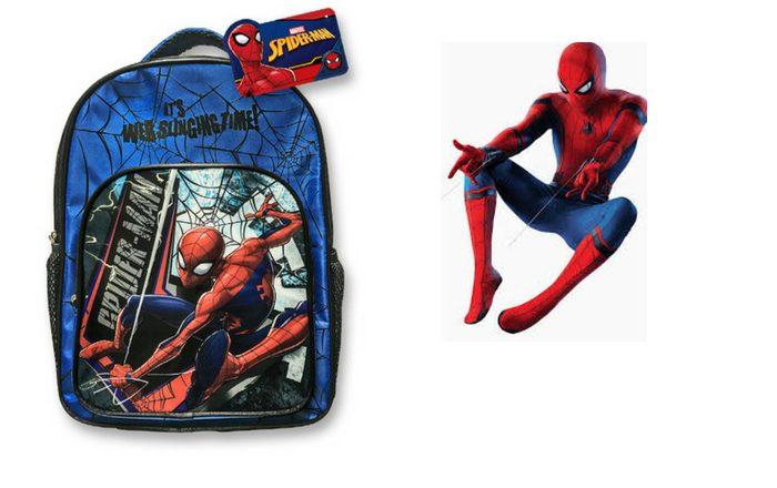 eefaa75d6b Σχολική Τσάντα Spiderman Δημοτικού Οβάλ – Direct Deals