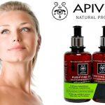 Apivita-Set-Purifying-Cleansing-Gel-Propolis–Lime-200ml–Purifying-Lotion-Propolis