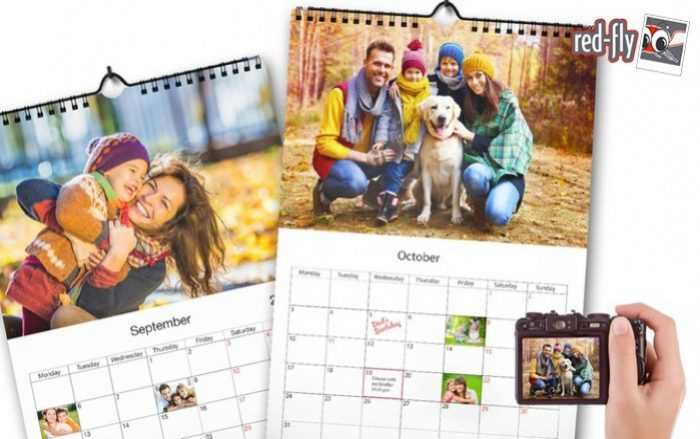 redfly-personalised-calendar-2019