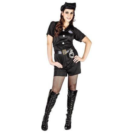 Αποκριάτικη Γυναικεία Στολή Ενήλικα Αστυνομικίνα One Size - Cb
