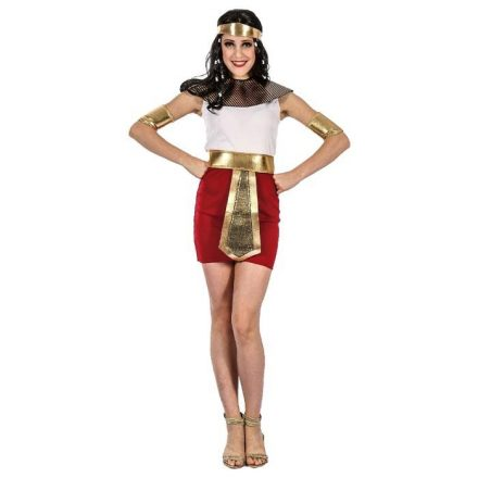 Αποκριάτικη Στολή Ενήλικα Βασίλισσα από την Αίγυπτο One Size - Cb