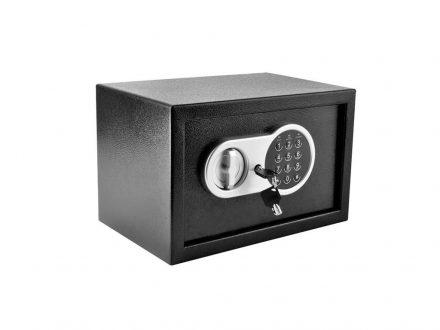Ψηφιακό Χρηματοκιβώτιο Ασφαλείας με Ηλεκτρονική Κλειδαριά και Κλειδί