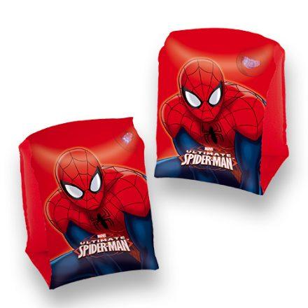 Φουσκωτά Παιδικά Μπρατσάκια Θαλάσσης 23x15cm με σχήμα Spiderman
