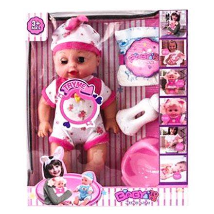 Παιδική Κούκλα Μωρό με Ήχους