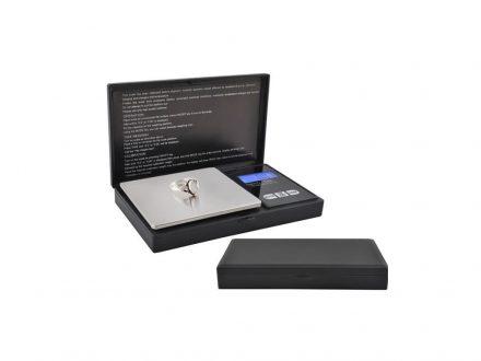 Μίνι Ψηφιακή Ζυγαριά Χρυσοχοΐας Ακριβείας Τσέπης 0.1g - 100gr
