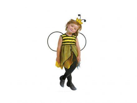 Αποκριάτικη Παιδική Στολή Μελισσούλα με Φόρεμα