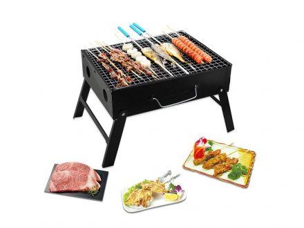 Φορητή Μικρή Ψησταριά Barbecue διαστάσεων 35