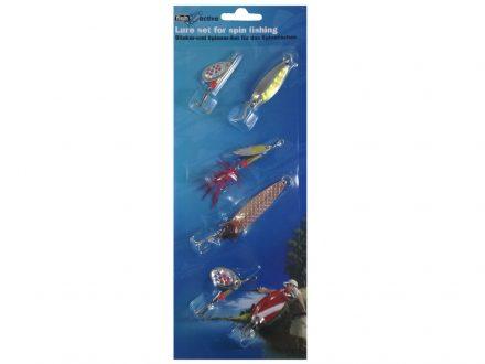 Fish Active Σετ Ψαρέματος 6 Τεχνητών Δολωμάτων