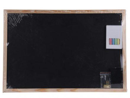 Κρεμαστός Ξύλινος Μαυροπίνακας Κιμωλίας για σημειώσεις