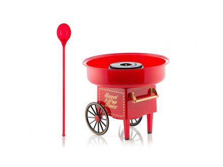 Συσκευή για Μαλλί της Γριάς 500W σε Κόκκκινο Χρώμα