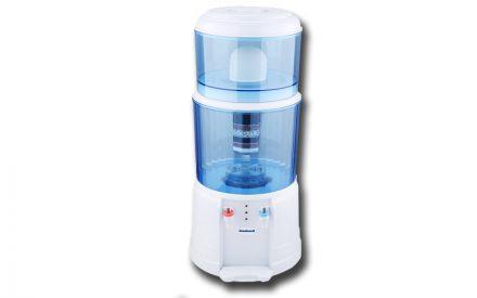 Model Home MO-0053 Ψύκτης με Φίλτρο Νερού Βρύσης 8 (οχτώ) Επιπέδων για ζεστό (καυτό) 5l/h και κρύο νερό 0.75l/h χωριτικότητας 20Λίτρα