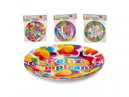 Πιάτα Σερβιρίσματος για πάρτυ Γενεθλίων