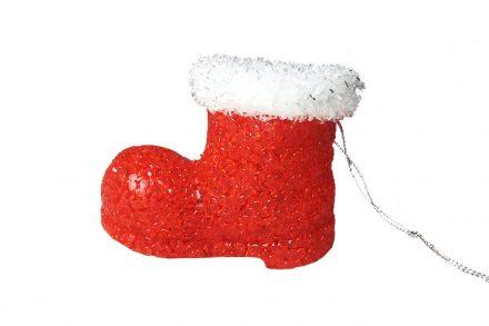 Χριστουγεννιάτικο Διακοσμητικό Στολίδι LED