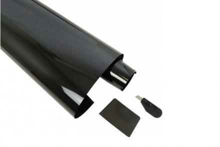 Αντηλιακή Μεμβράνη Ιδανική για Αυτοκίνητο και για το Σπίτι Φιλμ σε Ρολό Black