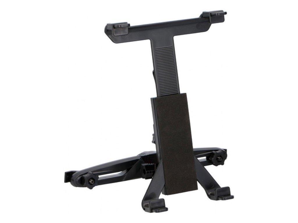 Dunlop Βάση Αυτοκινήτου για Tablets Ρυθμιζόμενου πλάτους 24.63 - 27.94cm για διάφορες συσκευές σε Μαύρο χρώμα