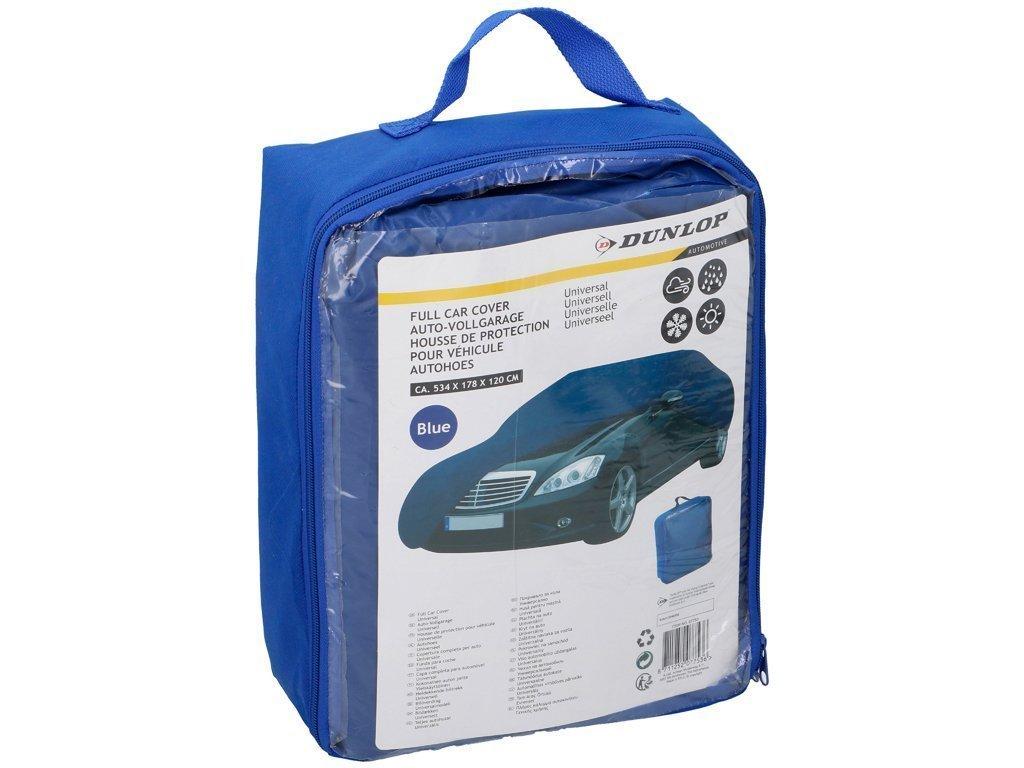 Ανθεκτική Κουκούλα Κάλυμμα Αυτοκινήτου Γενικής Χρήσης XLarge 534x178x120cm για Προστασία απο Άνεμο Βροχή Σκόνη Κουτσουλιές Χιόνι Ηλιακό Φως κτλ. σε Μπλε χρώμα