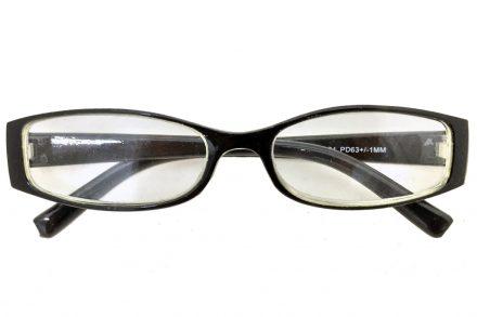 Lifetime Vision Unisex Γυαλιά Πρεσβυωπίας Διαβάσματος με Λεπτό Μαύρο σκελετό και βαθμό +1.50