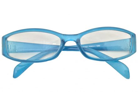 Fashion Zone Unisex Γυαλιά Πρεσβυωπίας Διαβάσματος με Λεπτό Τιρκουάζ σκελετό και βαθμό +2.50