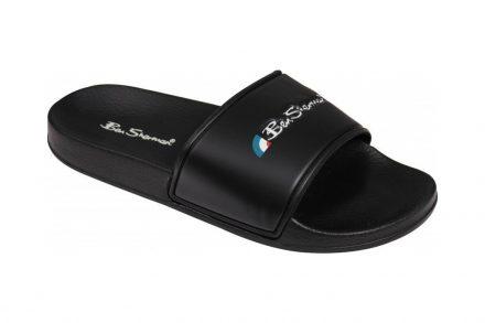 Ben Sherman Slip On Ανδρικές παντόφλες σε Μαύρο χρώμα