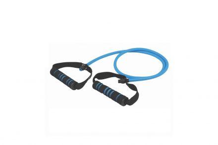 Kfit Σχοινάκι Γυμναστικής με λαβές από μαλακό υλικό για Cardio Γυμναστική σε Γαλάζιο χρώμα
