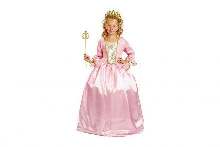 Αποκριάτικη Παιδική Στολή Πριγκίπισσα των Ονείρων με Μακρύ Ενιαίο Φόρεμα - Cb