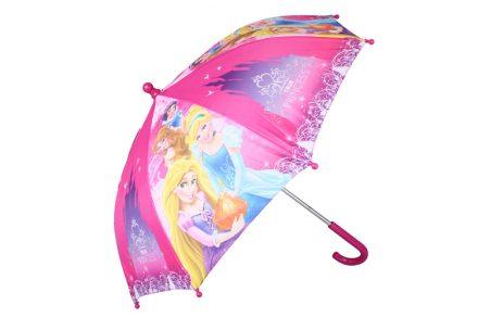 Disney Παιδική Ομπρέλα Πριγκίπισσες με μπαστούνι 65cm διαμέτρου - Disney