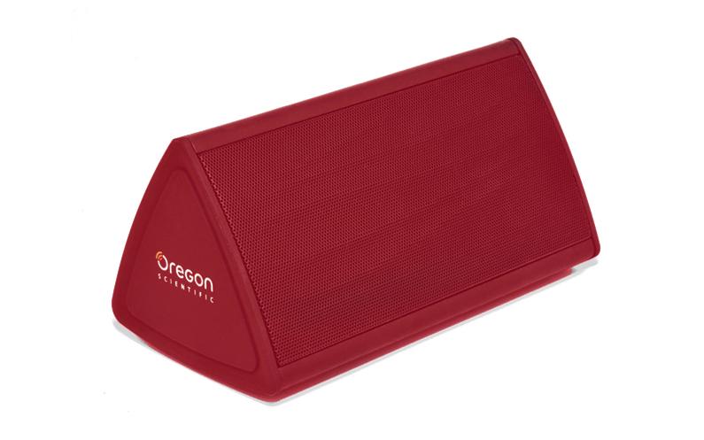 Φορητό Ηχείο Bluetooth 2x2W 136x68x75 mm σε Κόκκινο χρώμα