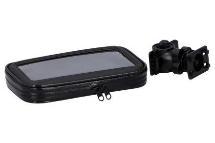 Dunlop Βάση στήριξης για Κινητό Smartphone για το Ποδήλατο σε Μαύρο χρώμα