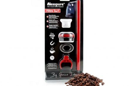 Genius Ideas Ανταλλακτικό Φίλτρο Νερού 3 σε 1 για το σύστημα φίλτρου για μηχανές Nespresso - Genius Ideas