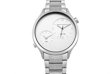 French Connection Ανδρικό Ρολόι Χειρός με χρονογράφους