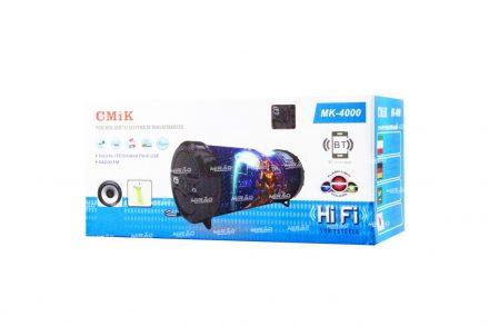 Φορητό Ηχοσύστημα Bluetooth USB/SD/P2