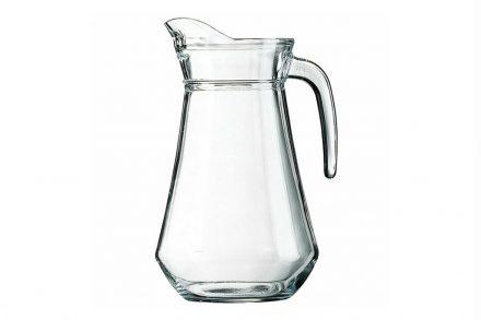 Γυάλινη Κανάτα Κρασιού Νερού 24.2cm 1.6l