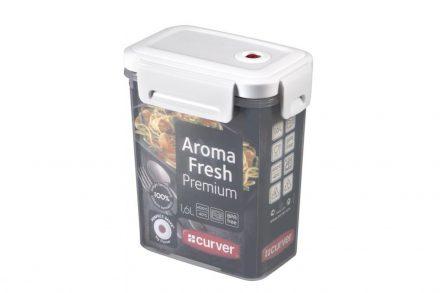 Curver Τάπερ Δοχείο φαγητού Φαγητοδοχεί 1.6L από Πλαστικό BPA free Κατάλληλο για Φούρνο Μικροκυμάτων έως 100°C