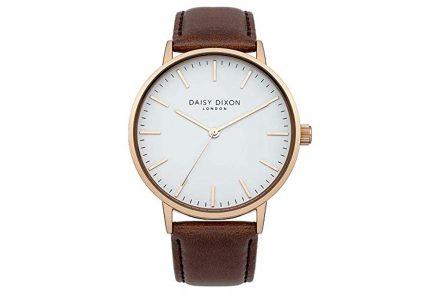 Daisy Dixon Γυναικείο Ρολόι χειρός με Χρυσή Κάσα