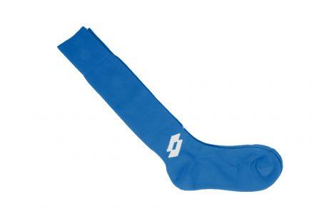 Lotto Αθλητικές Κάλτσες Ποδοσφαίρου Ελαστικές σε Μπλε Χρώμα