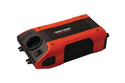 Black & Decker Μετατροπέας Ρεύματος Αυτοκινήτου 12V 230V 400W