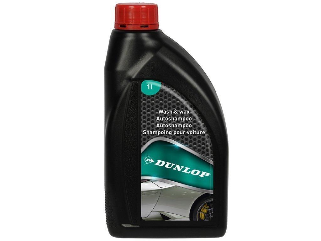 Dunlop Σαμπουάν με Κερί Στίλβωσης για πλύσιμο του Αυτοκινήτου 1L