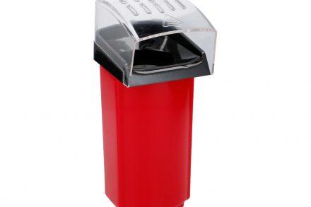 Παραδοσιακή Μηχανή Παρασκευής Ποπ Κορν Συσκευή για pop corn 900W σε Κόκκινο χρώμα