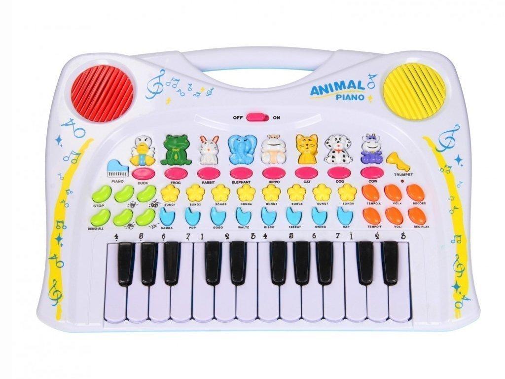 Παιδικό Αρμόνιο με θέμα Ζωάκια και με 16 Πλούσια Ηχητικά Εφέ Ζώων