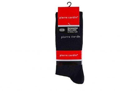 Pierre Cardin Ανδρικές Κάλτσες σετ 3 ζευγαριών σε Σκούρο Μπλέ χρώμα Νο 43-46 - Pierre Cardin