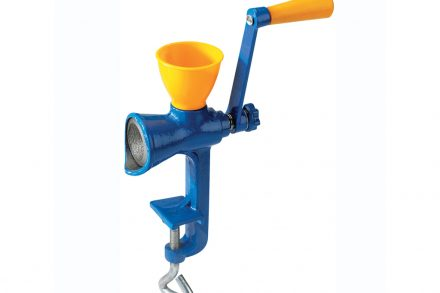 Blaumann Χειροκίνητος Μύλος Άλεσης Καφέ και Ξηρών Καρπών Universal σε Μπλε χρώμα