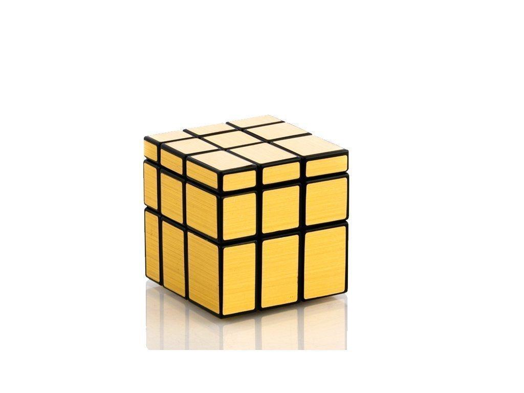 3D Ubik Σπαζοκεφαλιά Μαγικός Κύβος σε Κίτρινο χρώμα