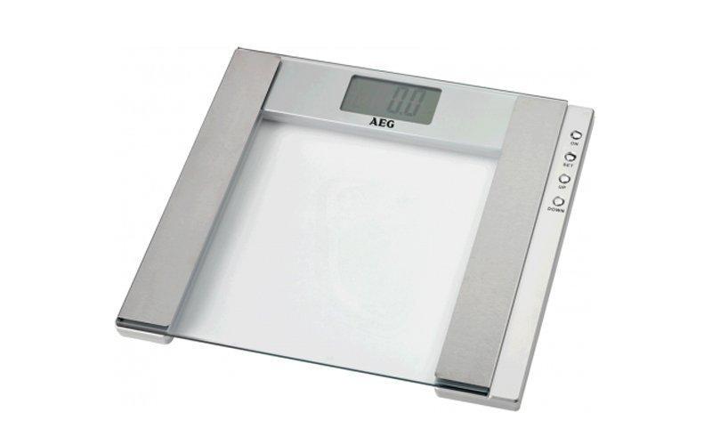 AEG Ηλεκτρονική Ζυγαριά για Μέτρηση Σωματικού Βάρους