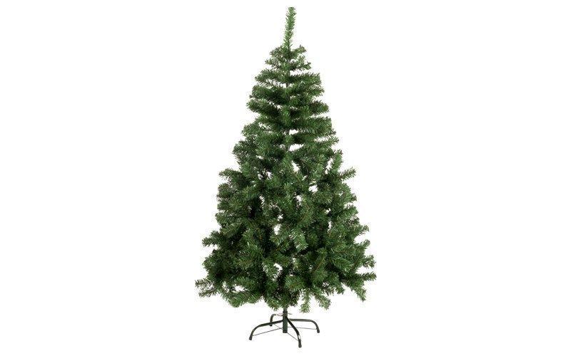 Τεχνητό Χριστουγεννιάτικο Δέντρο τύπου Έλατο ύψους 150cm με Μεταλλική βάση - Christmas Gifts