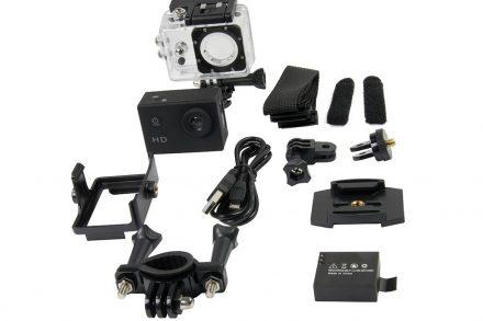 Grundig Υποβρύχια Action Camera Κάμερα για Σπορ HD 720P