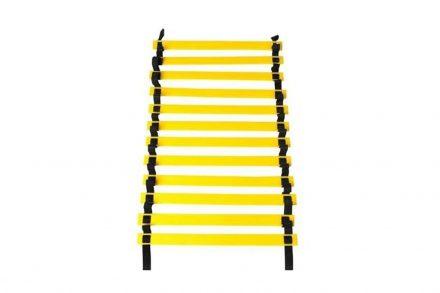 Σκάλα προπόνησης μήκους 60cm με 12 χωρίσματα για διάφορες ασκήσεις