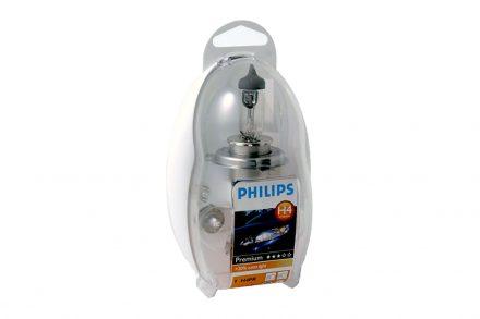 Philips Σετ Λάμπες Αυτοκινήτου EasyKit H4 Premium 60/55W 12V