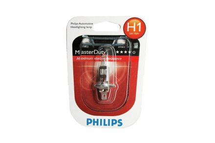 Philips Λάμπα Αυτοκινήτου H1 MasterDuty 24v 70w
