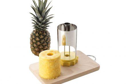 Εργαλείο Κουζίνας Αποφλοιωτής Ανανά από Ανοιξείδωτο Ατσάλι κατάλληλο για το πλυντήριο πιάτων