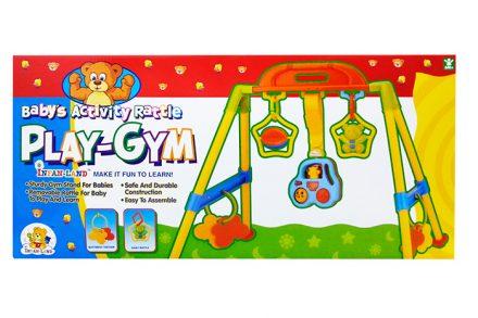 Βρεφικό γυμναστήριο δραστηριοτήτων Play Gym